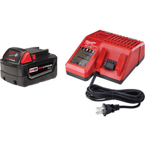 Power Tool Battery Starter Kit