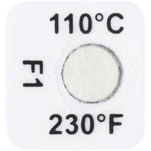 Temperature Indicating Labels