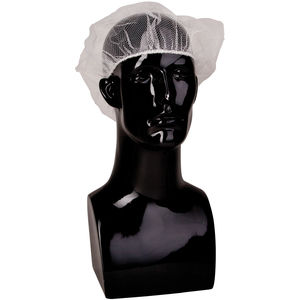 Disposable Hair Nets, Bouffant Caps, and Beard Covers