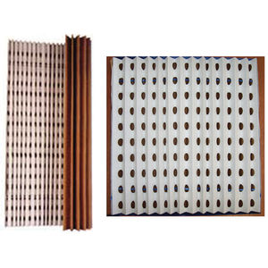 Spray Booth Accordion Filters