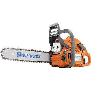 Gas Powered Chain Saws