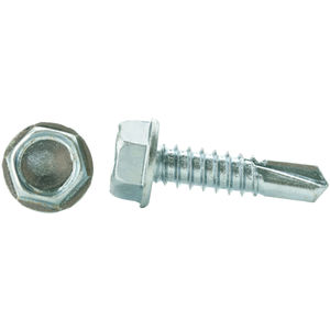 Stainless Steel 410 #10 x 2-1//2 Pan Head Self Drilling Tek Screws Bright Finish Phillips Drive Self-Drilling Quantity 50 Pieces By Fastenere Lightning Stainless Full Thread