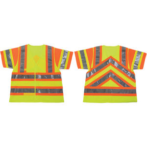 Adjustable Hi-Vis Safety Vest