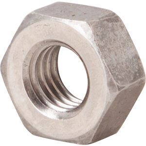 4pcs M12 x 1.75 mm Pitch Stainless Steel Left Hand Thread Hex Nut Metric Thread