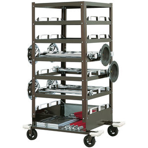 18 Stanchion Storage Cart | Fastenal