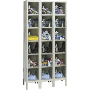 Safety View Stock Locker