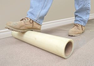 24 Quot X 200 X 2mil Carpet Shield 174 Reverse Wound Blended