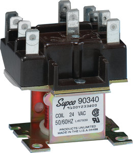 24Volts 1Amp General Purpose Fan Relay | Fastenal on