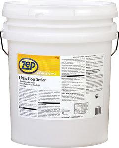 5gal White Zep Professional Z Tread Floor Sealer Fastenal