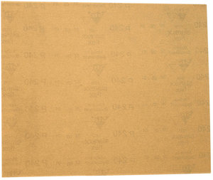 9 X 11 Brown J Wt Sianor Medium Polishing Emery Cloth Fastenal