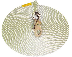 5 8 x 75 39 dbi sala white polyester polypropylene rope for Dbi sala colombia
