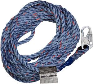 100 39 5 8 ansi vertical rope lifeline w snap hook loop for Dbi sala colombia