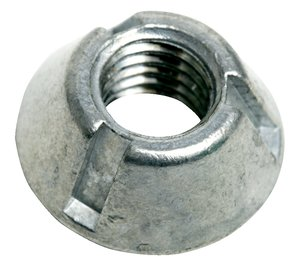1 4 20 Tri Groove Zinc Alloy Zamac5 Security Nut Fastenal