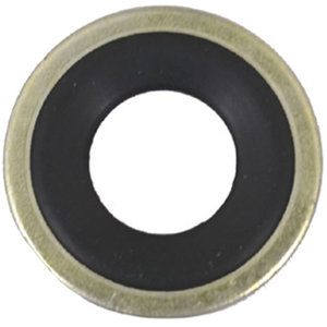 1 2 Quot Id 1 Quot Od Steel W Rubber Seal Oil Drain Plug Gasket