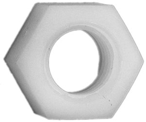 Nylon Hex Nuts 44